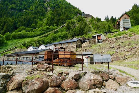 Miniere Val Ridanna