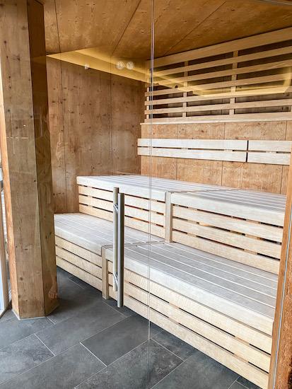 sauna per famiglie
