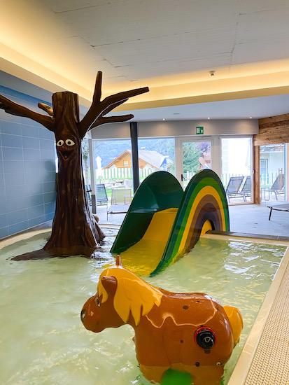 piscina bambini garberhof