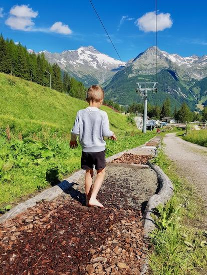 Sentiero avventura Klausberg