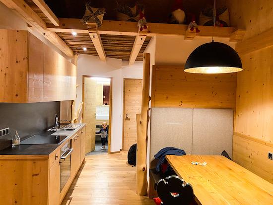 appartamento maso Falentorhof