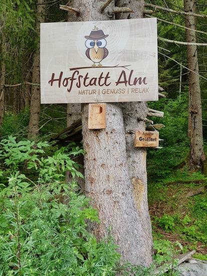 Hofstatt Alm