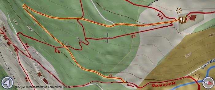 Itinerario per Rotbachalm