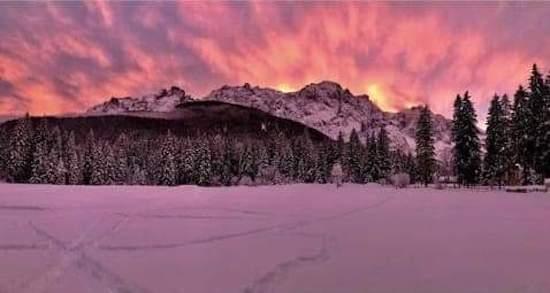 Fiocco di Neve inverno