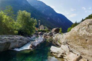 Trekking in Ticino