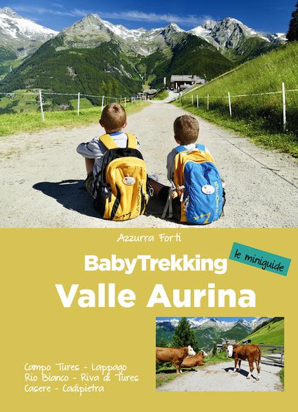 La miniguida della Valle Aurina