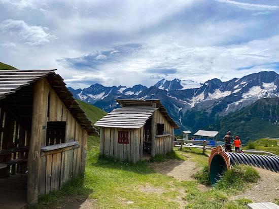Villaggio delle Marmotte