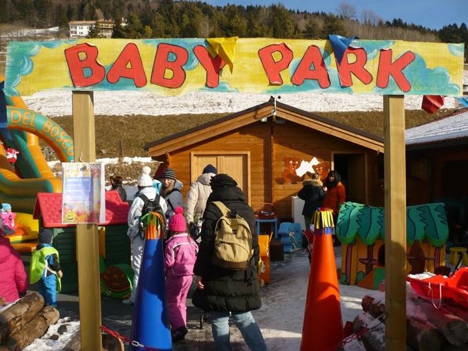 Baby Park Folgaria