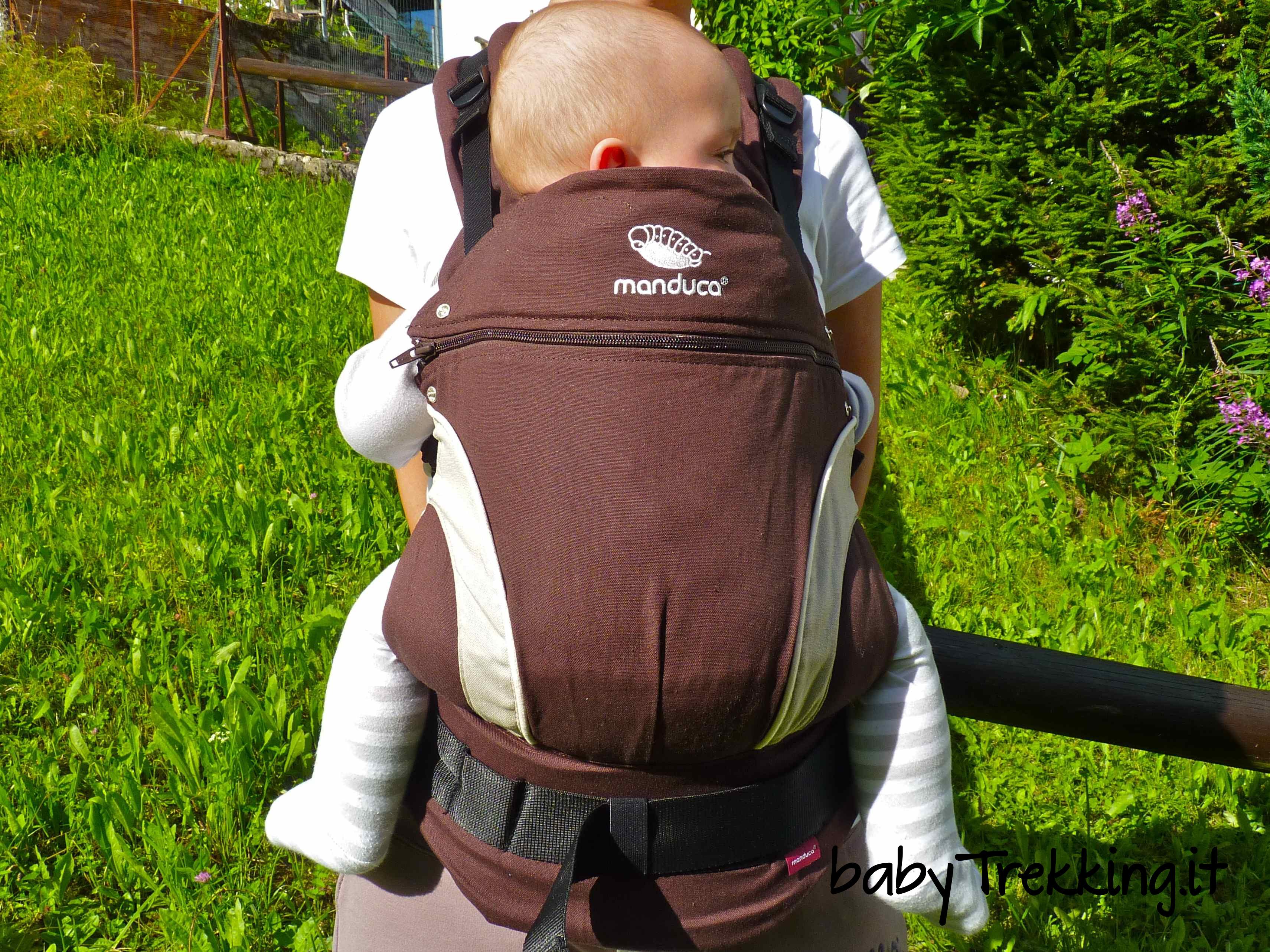 Marsupi fasce zaini portare i bambini in montagna - Portare bambini ...