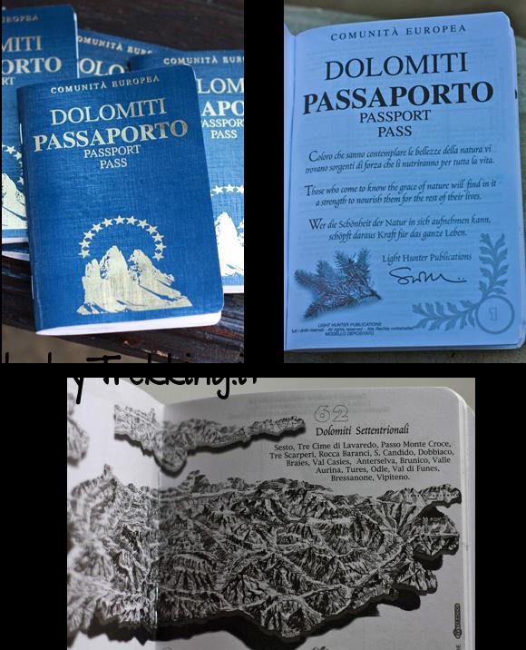 Passaporto delle Dolomiti: bellissima idea regalo per bambini (e non solo!)