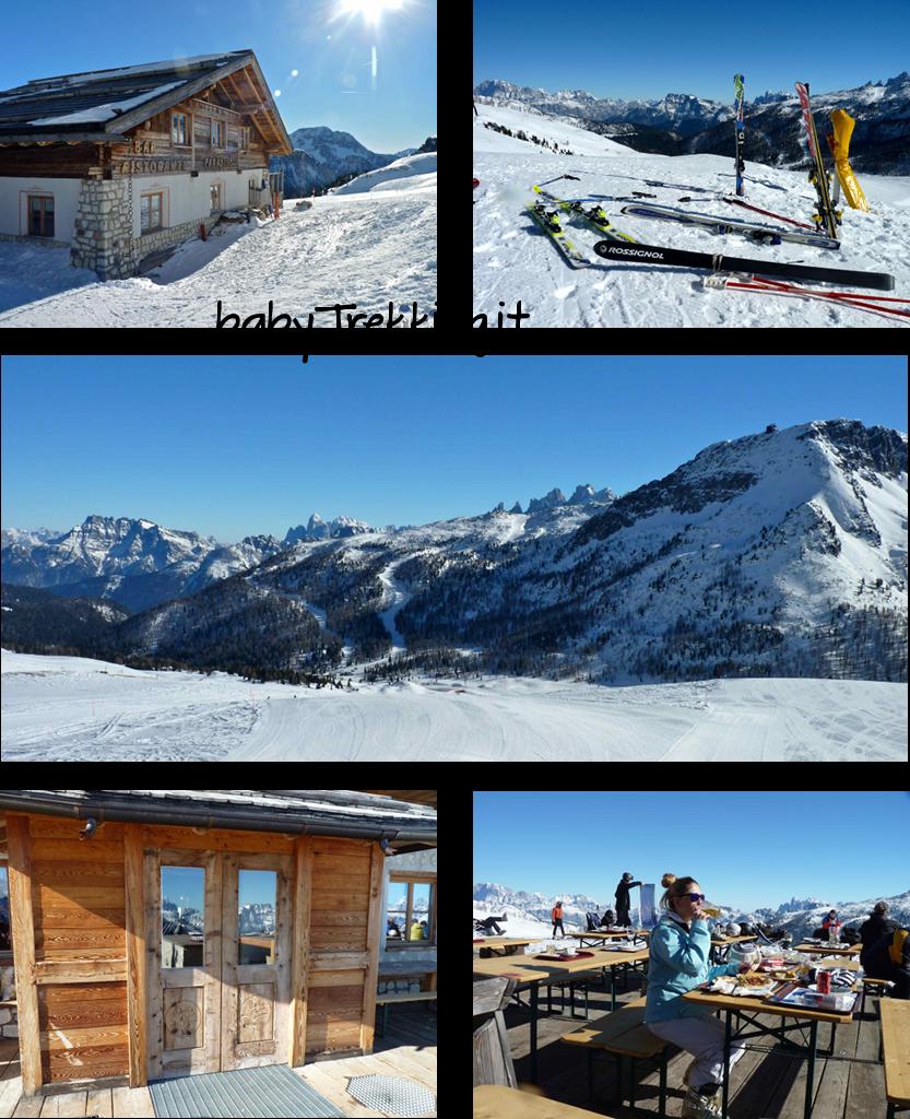 Ski Area San Pellegrino, dove i bambini giocano e i genitori sciano