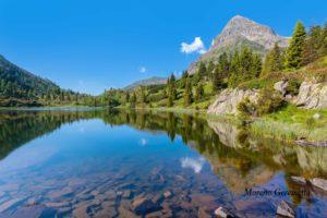 Ai laghi di Colbricon coi bambini, la favola del Primiero