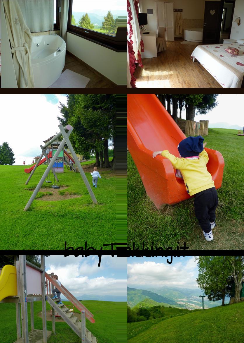 Monte Poieto, divertimento per bambini in cima alla montagna