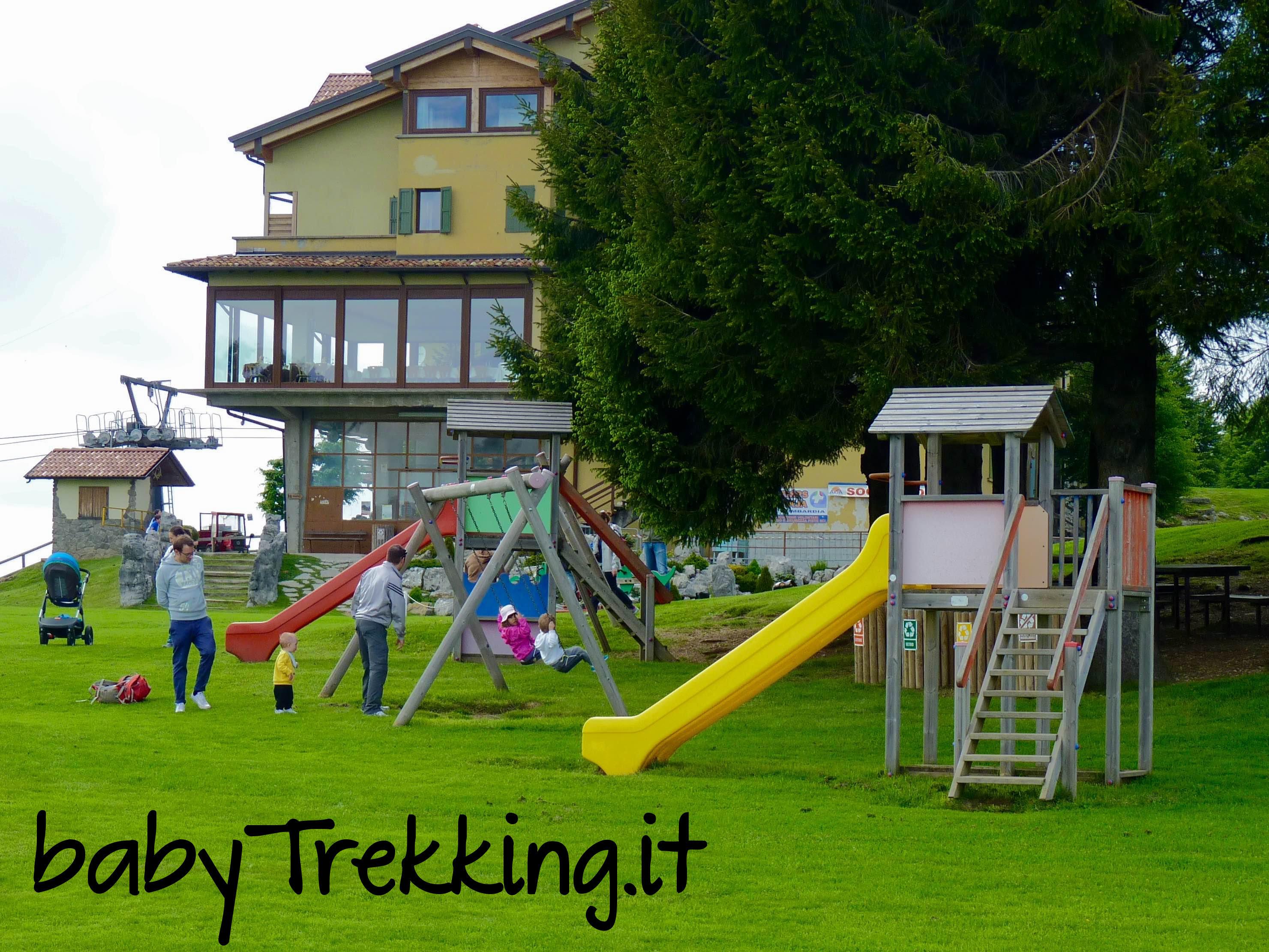 Monte poieto divertimento per bambini in cima alla for Cabine del parco del windrock