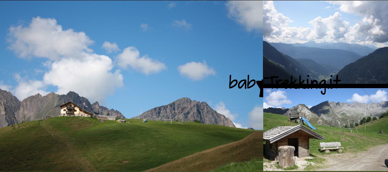 Tra le montagne dell'Alto Adige: la vacanza di una famiglia con bimba a seguito