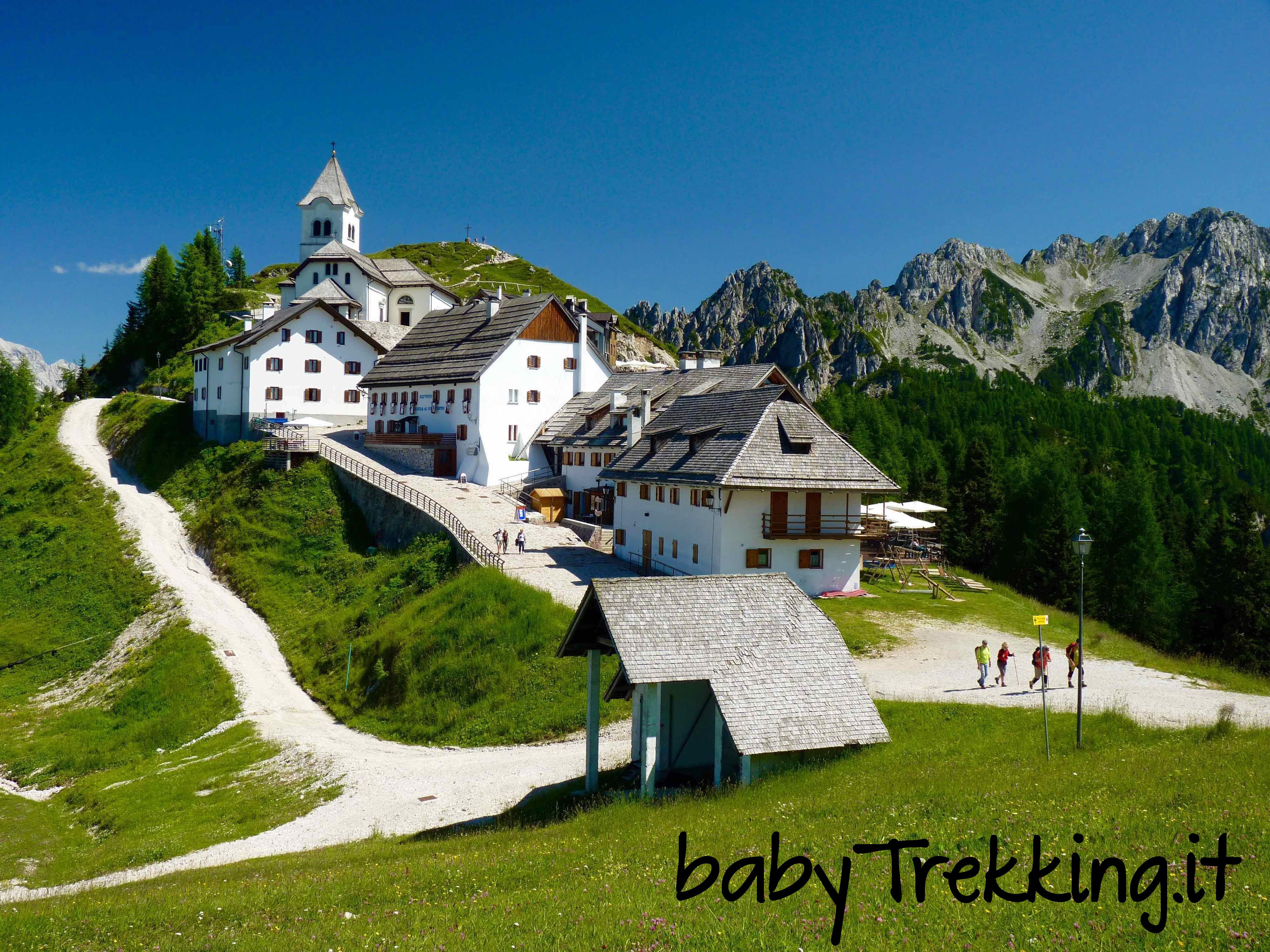 Il monte lussari una meraviglia a portata di passeggino for Family hotel asiago