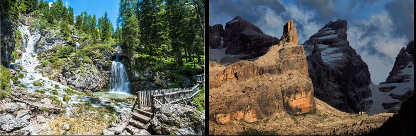 Vacanze in montagna coi bambini: tutti a Pinzolo!
