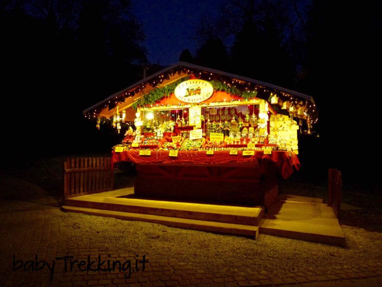 Mercatini di Levico con i bambini: la magia del Natale in Valsugana