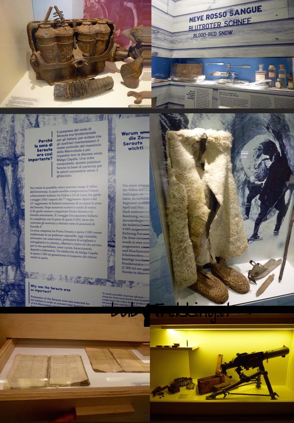 Al Museo della Grande Guerra sulla Marmolada coi bambini: per non dimenticare