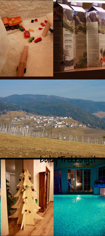 Albergo Cavallino Bianco di Rumo: trekking, coccole e relax