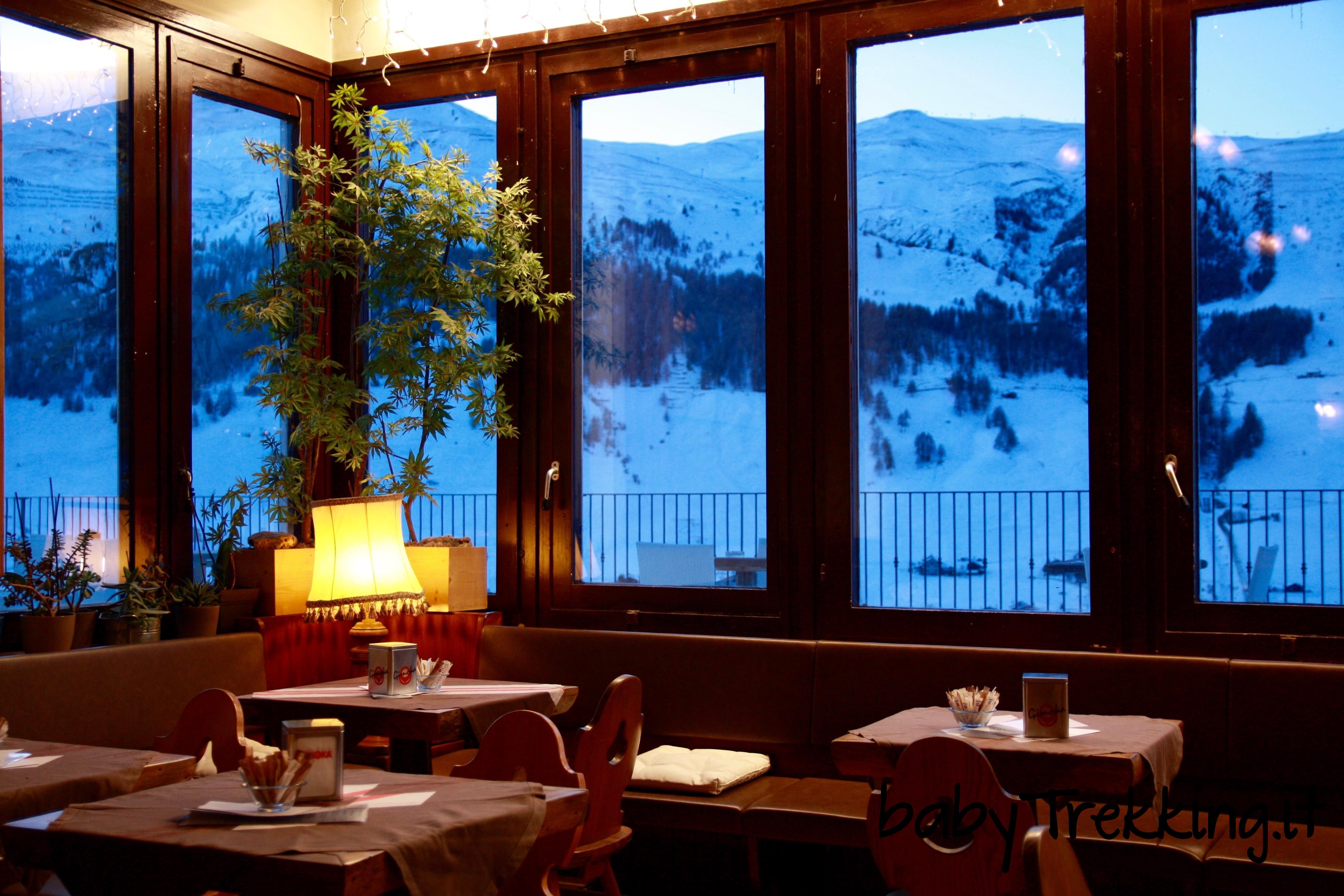 Alpen Village Hotel, coi bambini a Livigno