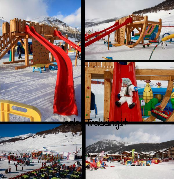 A Livigno con Lupigno Kinder Club: tanto divertimento per i bambini!