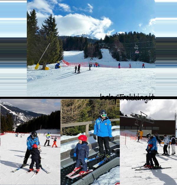 Skiarea Pinzolo, sci e divertimento per bambini