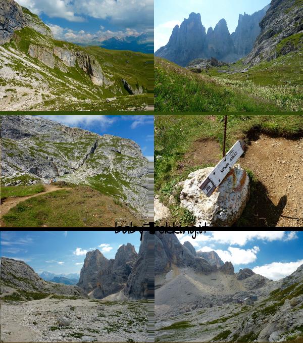 Rifugio Mulaz da Passo Valles, un trekking spettacolare