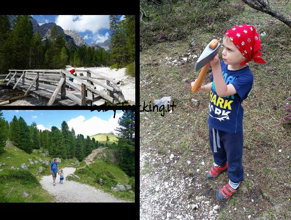 724227bc70 Come preparare lo zaino con bambini: consigli utili per le escursioni
