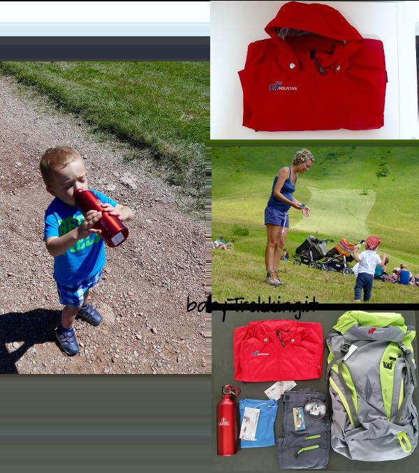 423459aef0 Come preparare lo zaino con bambini: consigli utili per le escursioni