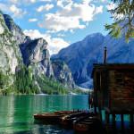 Giro del lago di Braies coi bambini: ad un passo dal cielo