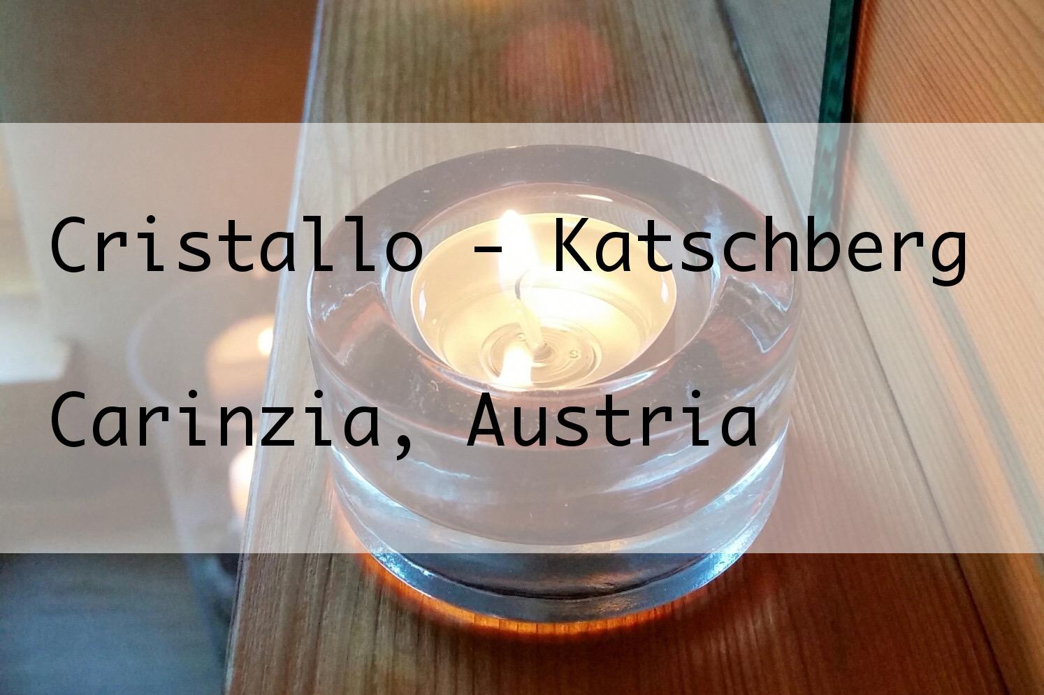 Cristallo Katschberg