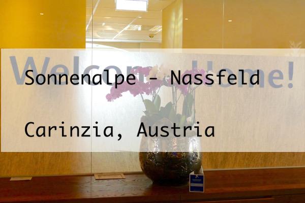 Falkensteiner Hotel Sonnenalpe Nassfeld