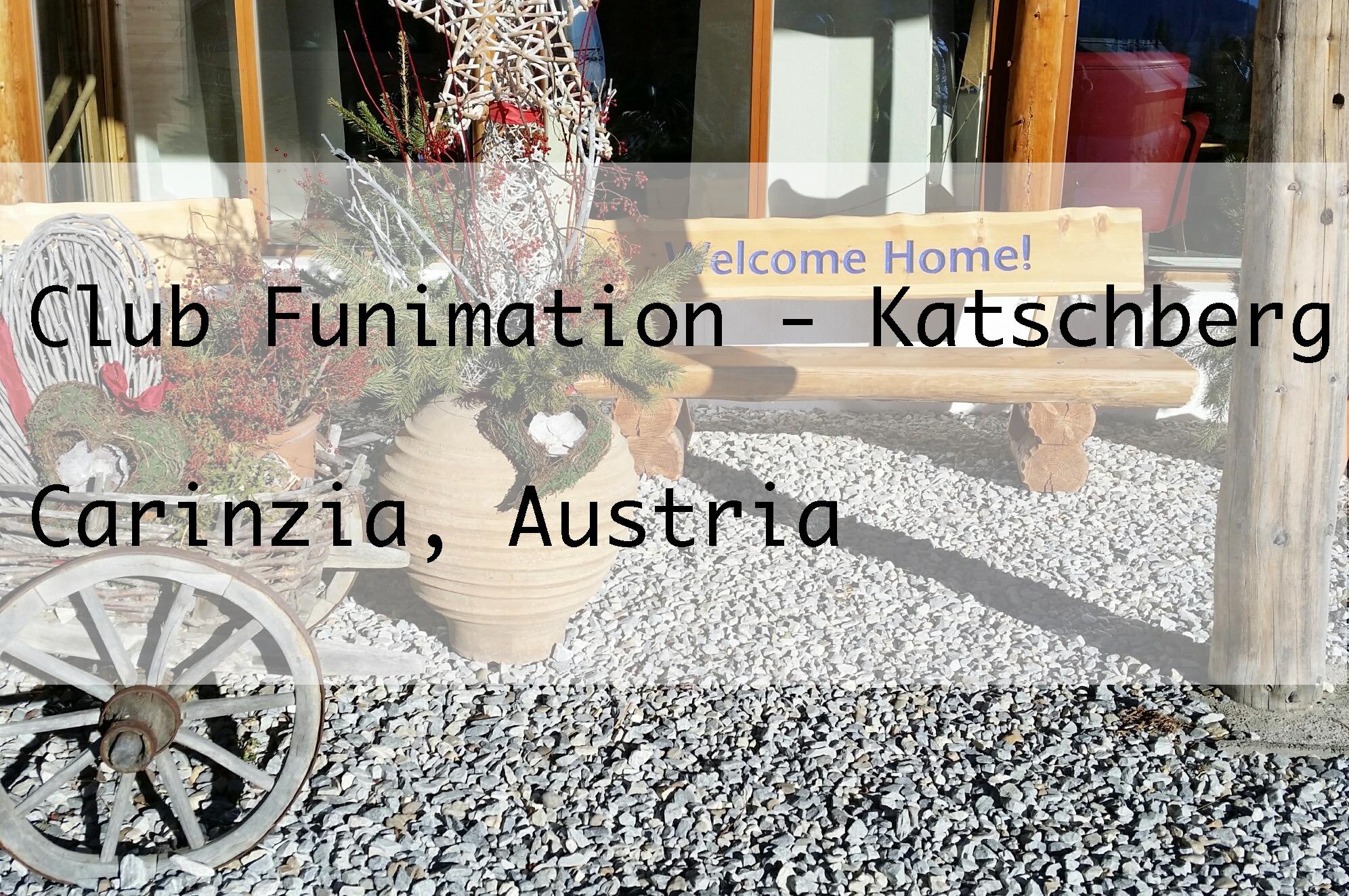 Club Funimation Katschberg