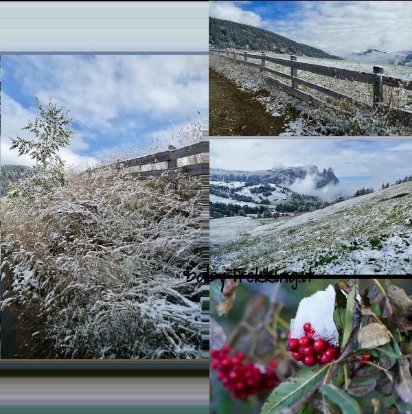 Da Compatsch a Puflatsch - Bulacia: sull'Alpe di Siusi in passeggino