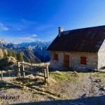 Casera Auernig e For, da Passo Pramollo coi bambini tra Italia e Austria