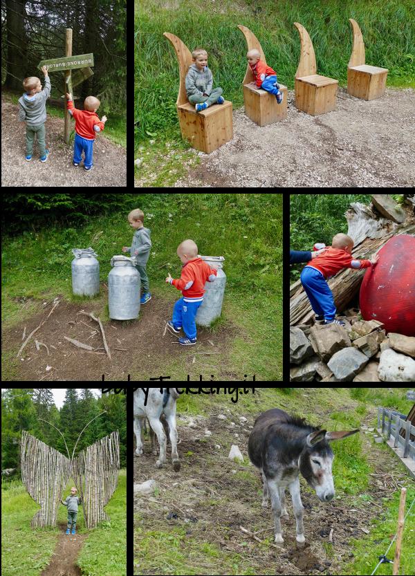 MontagnAnimata, divertimento e avventure per bambini in Val di Fiemme