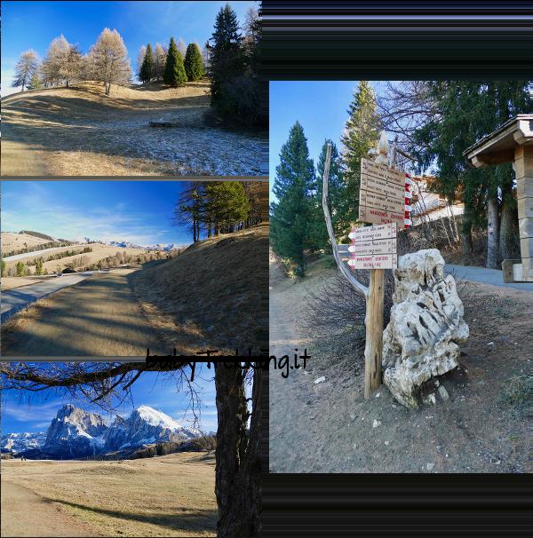 Rauchhutte, Alpe di Siusi per bambini (a portata di passeggino)