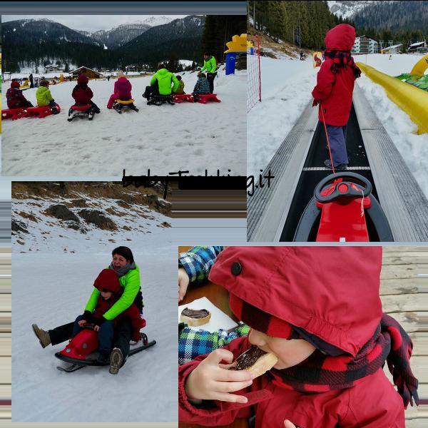 Dolomiti Family Fun, il programma invernale per bambini che piace tanto anche ai genitori