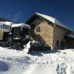 Passeggiata invernale a Malga Ortesino: incanto bianco sull'Alpe Cimbra