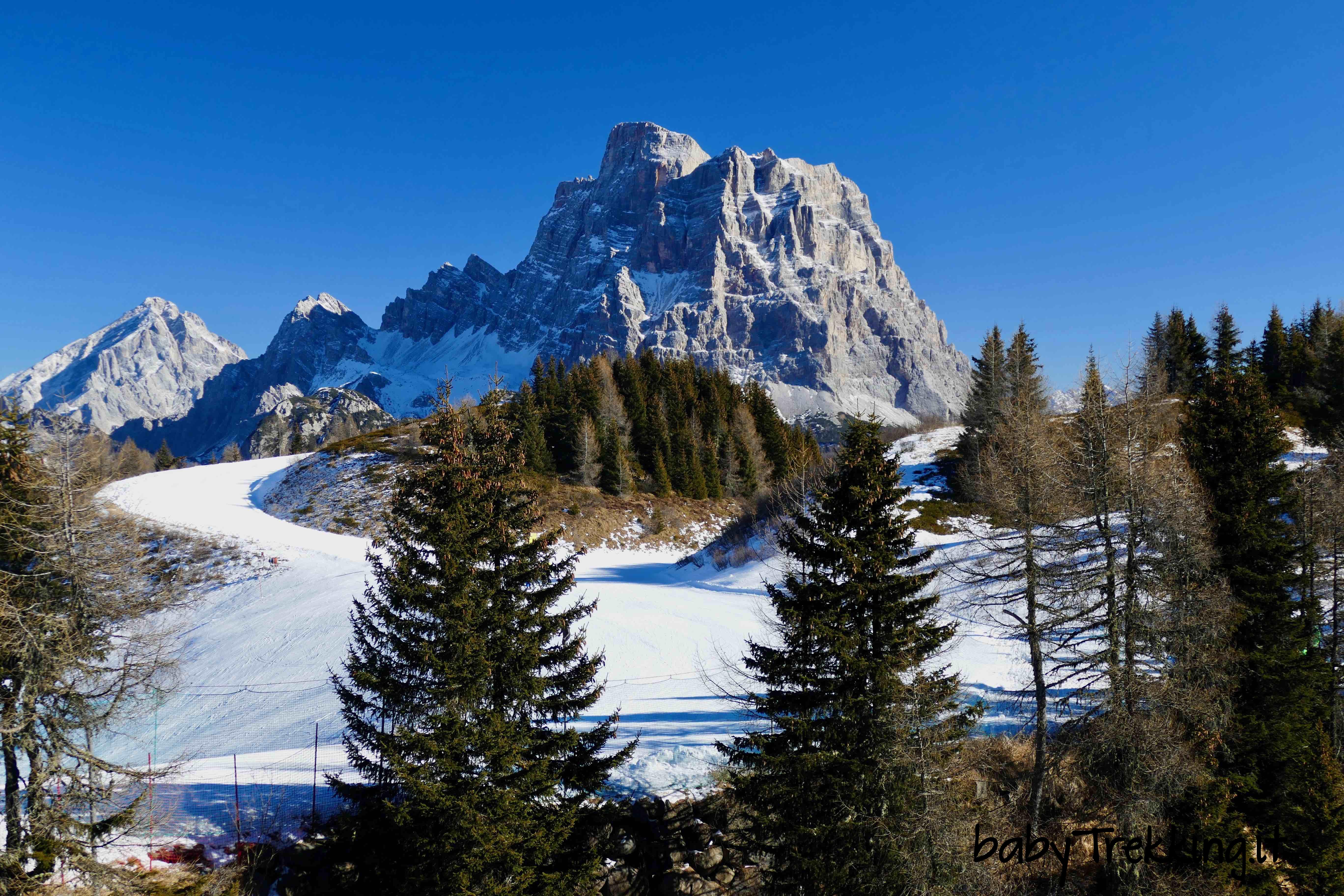 Valdi Zoldo e Selva di Cadore, una vacanza invernale coi bambini oltre lo sci