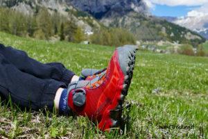In montagna con i bambini: scegliere le calzature giuste