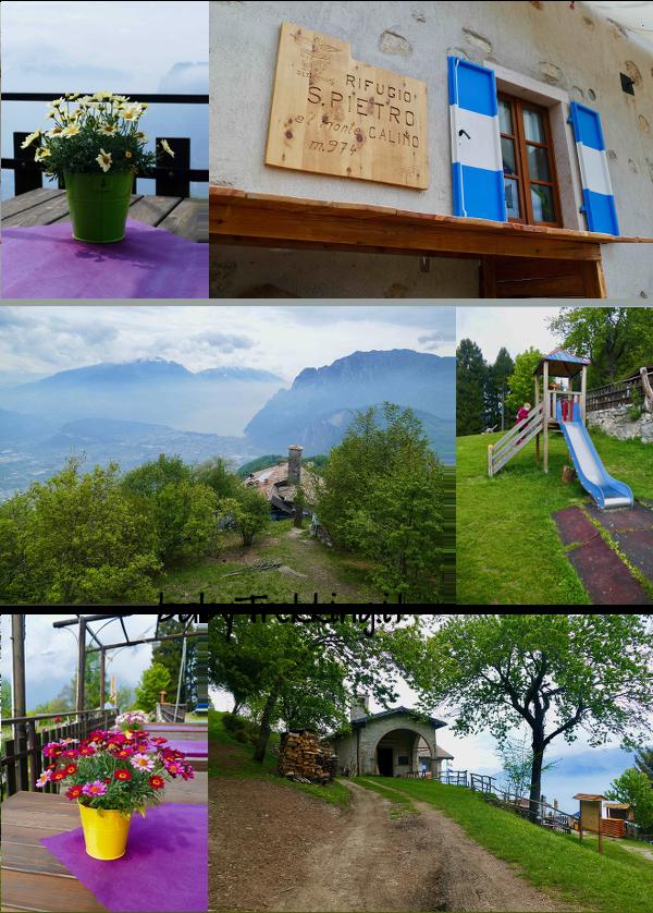Rifugio San Pietro: con bambini sul monte Calino per ammirare il Garda Trentino