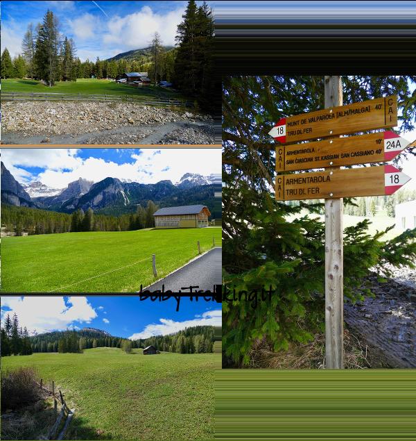 Malga Valparola: tra le cime dell'Alta Badia col passeggino