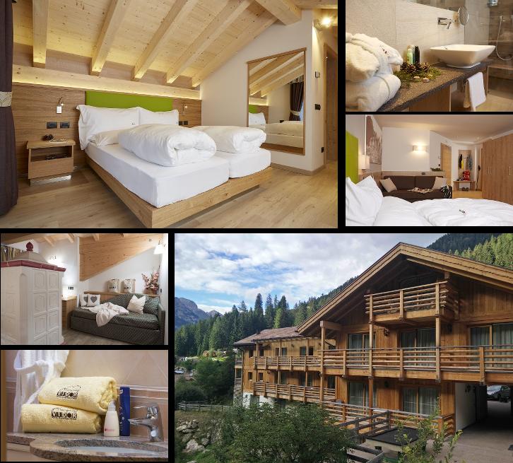 Camping Vidor Family e Wellness Resort: in Val di Fassa con la famiglia