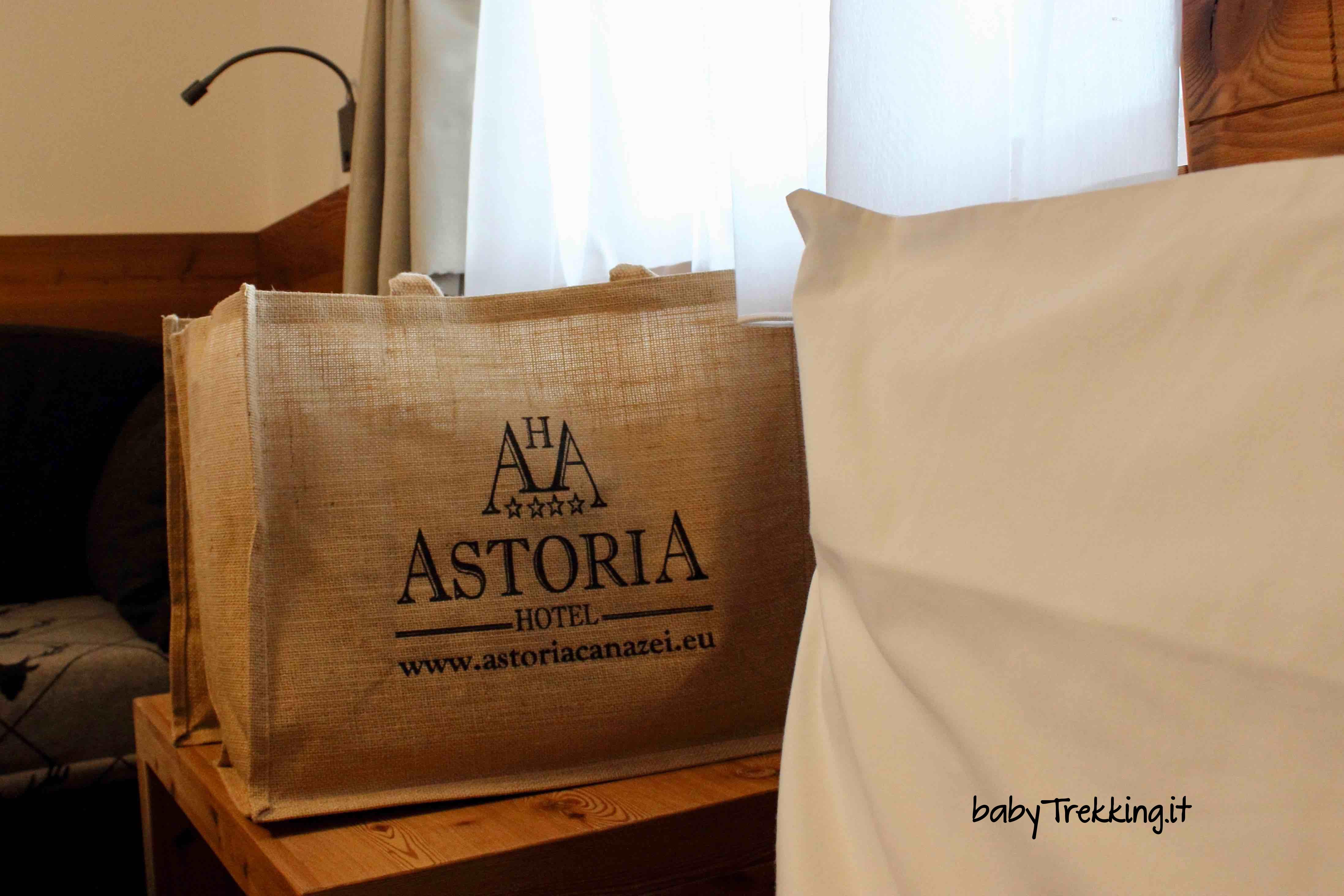 Hotel Astoria Canazei: vacanze in Val di Fassa formato famiglia