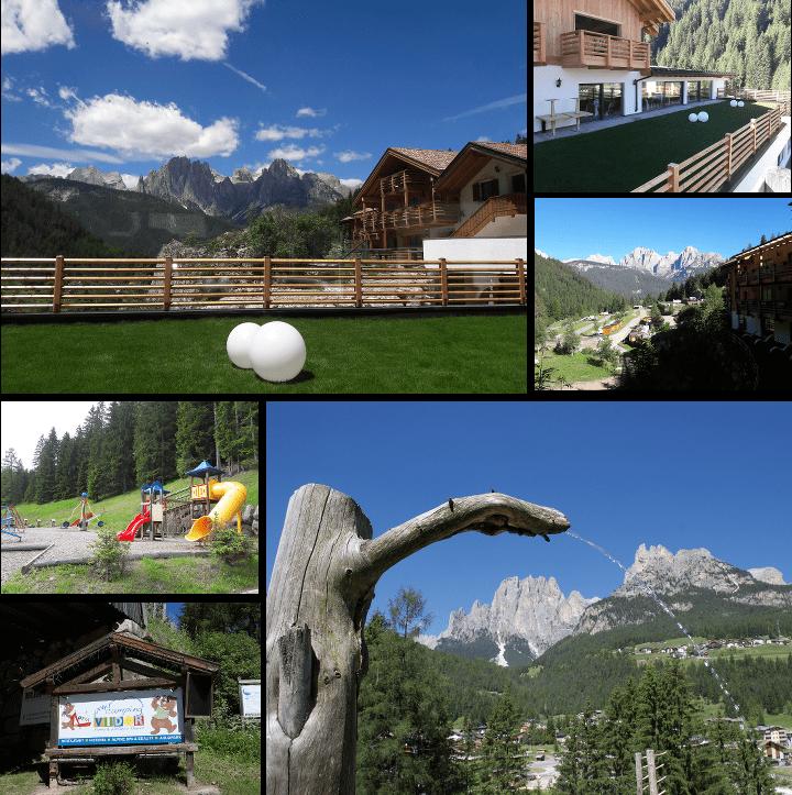 Coi bambini in Val di Fassa: esperienze e panorami unici