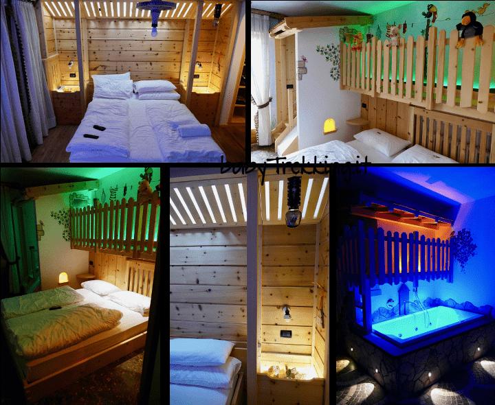Family Hotel La Grotta, Vigo di Fassa: bambini entusiasti e genitori felici