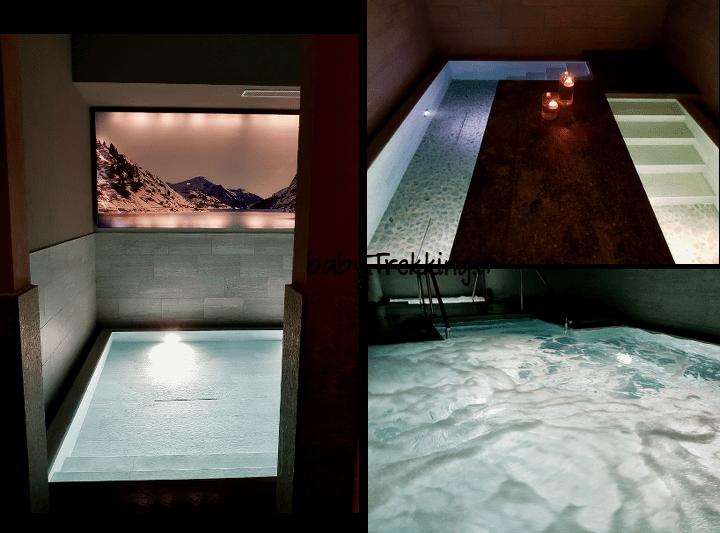 QC Terme Dolomiti di Pozza, in Val di Fassa per benessere e relax