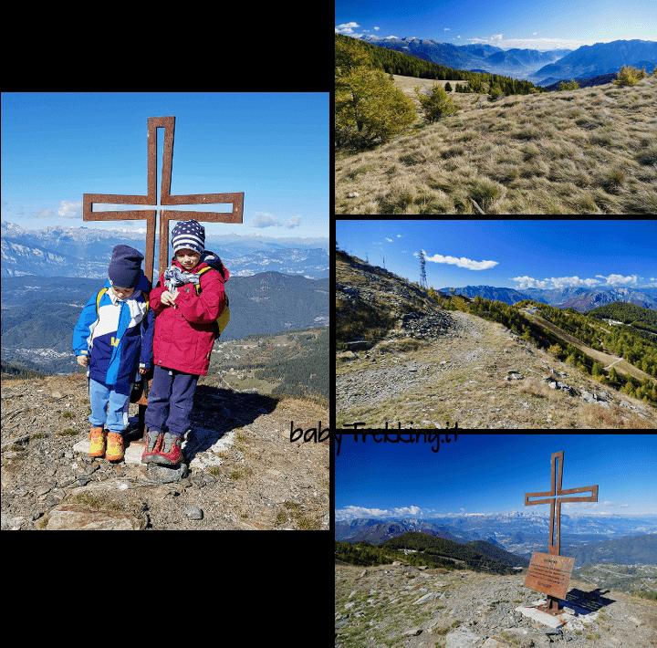 Valsugana e bambini: da Malga Masi alla cima della Panarotta
